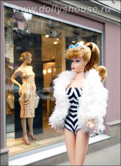 репро-Барби коллекционная