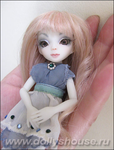 Шарнирная кукла Milim