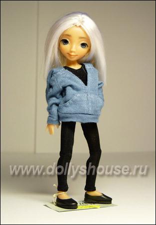 Фото шарнирная кукла Milim Светик