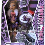 Кукла Monster High Clawdeen Wolf