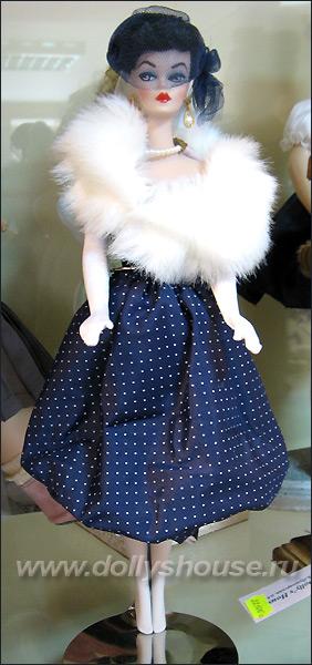 фарфоровая кукла Барби 1991