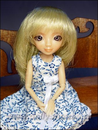 шарнирная кукла Milim Светлана
