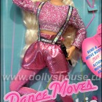 кукла Барби 90-х Dance moves Barbie