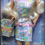 Easter Style Barbie (1997)