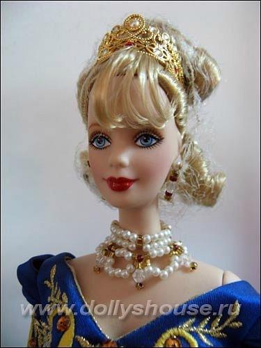 коллекционная кукла Барби Фаберже Barbie Faberge
