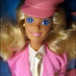 Flight Time Barbie (1991)