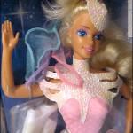 старая Барби фигуристка