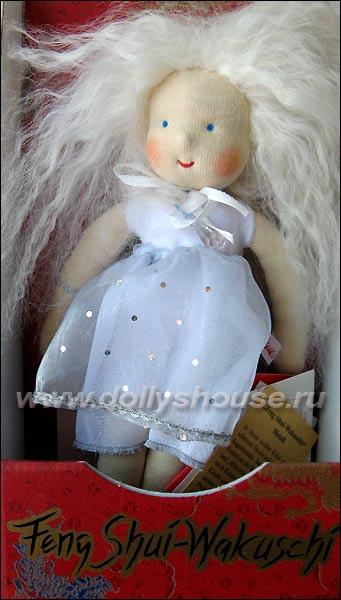 Коллекционная вальдорфская кукла от Кэти Крузе