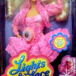 Lights and Lace Barbie (1990)