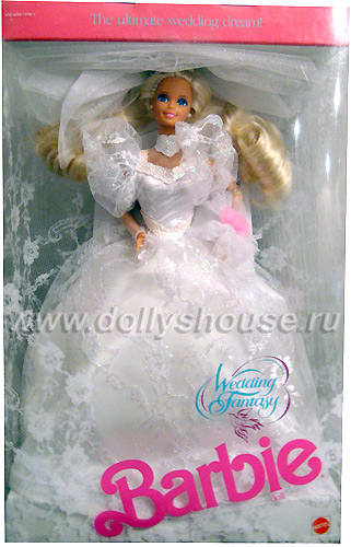 Кукла Барби 90-х Wedding Fantasy Barbie