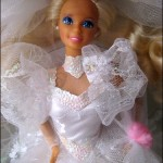 Wedding Fantasy Barbie (1989)