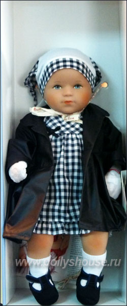Кукла пупс Кэти Крузе Kathe Kruse Bambina