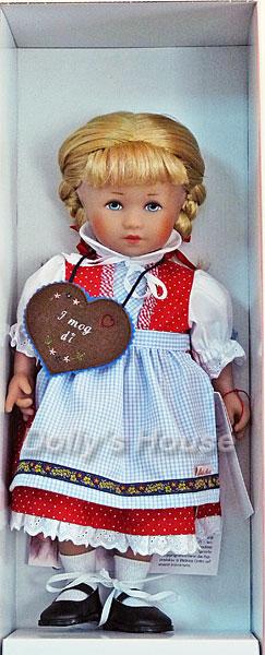 Кукла Кэти Крузе Child of Fortune Хайди