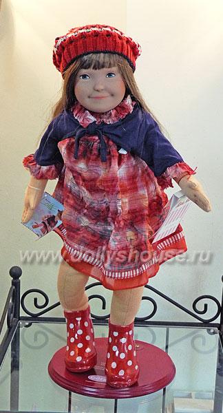 Кукла Лолле Лола от Кэти Крузе