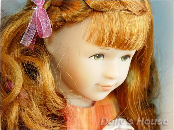 Кукла Toni Lauren от Кэти Крузе