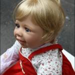 Коллекционная кукла Моники Левениг Monika Levenig