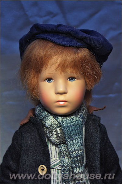 Коллекционная немецкая кукла Кэти Крузе
