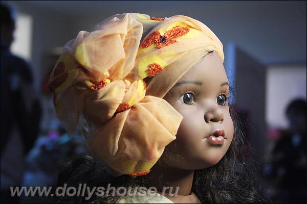 Купить куклу Кармен Гонсалес