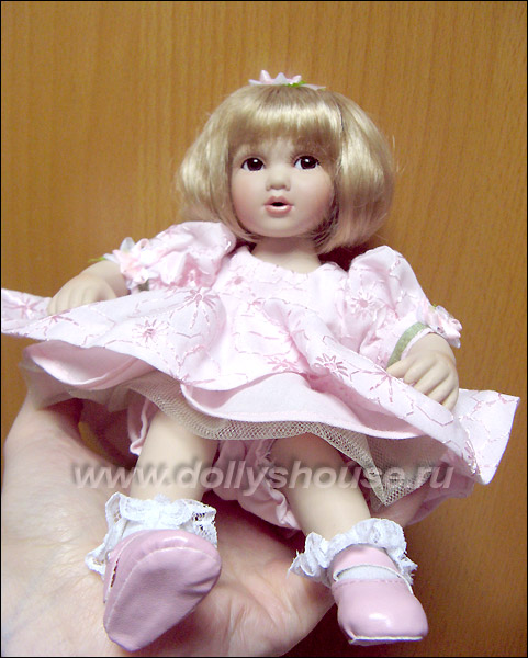 Коллекционная фарфоровая кукла Marie Osmond Мэри Осмонд