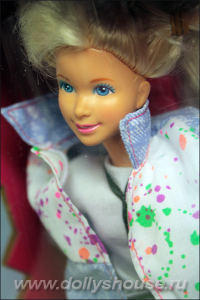 Фото куклы Jazzie от Mattel 1989 год