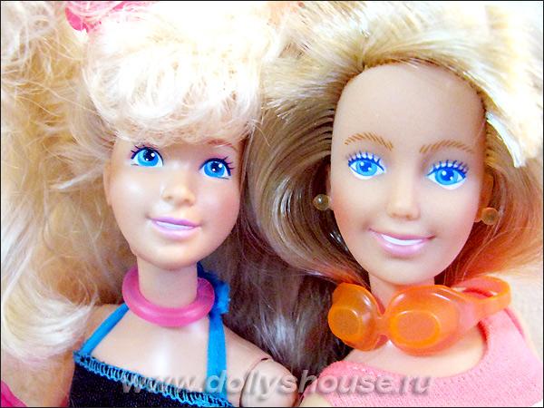 Куклы Jazzie и Maxie