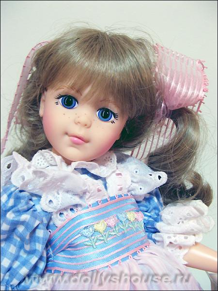 купить коллекционную куклу Робин Вудс Крис Миллер