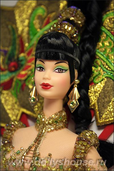 Коллекционная кукла Барби Богиня Азии Goddess of Asia Barbie Боб Мэкки
