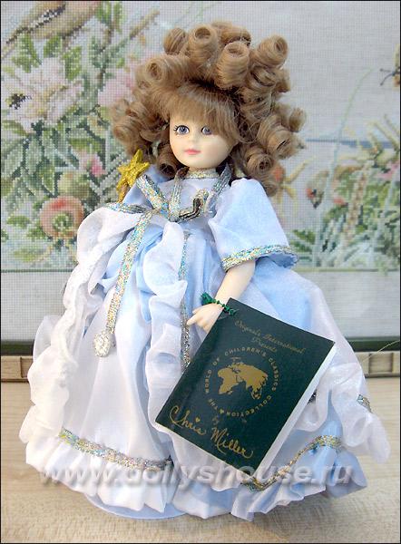 Коллекционная кукла американская фея крестная