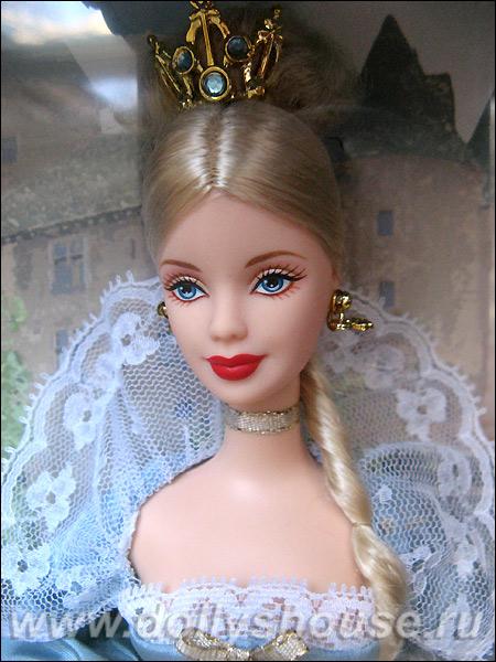 Купить коллекционную Барби принцессу Дании