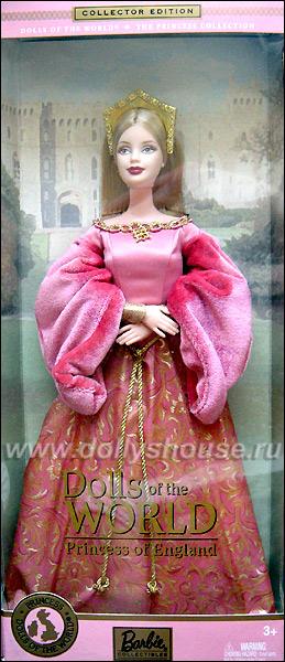 Коллекционная Барби Принцесса Англии купить