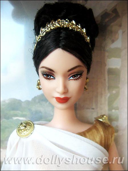 Коллекционная Барби Принцесса Древней Греции купить
