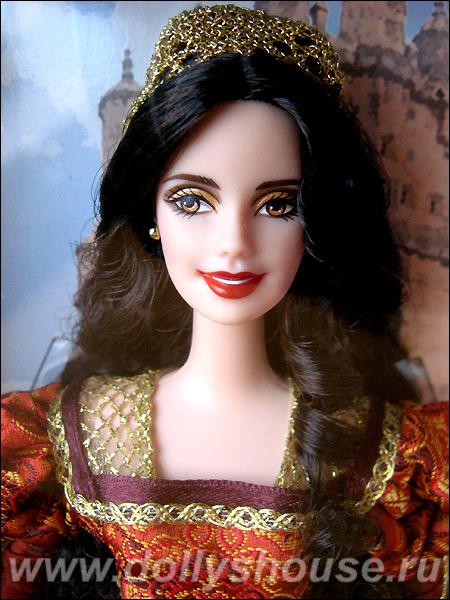 Коллекционная Барби Принцесса Португалии купить
