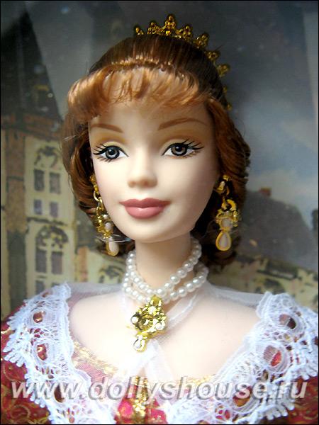 Коллекционная кукла Барби Принцесса Голландии