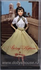 коллекционная кукла барби римские каникулы