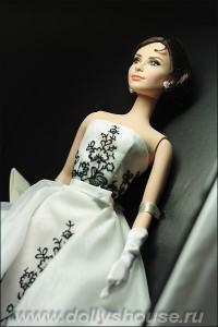 одри хепберн в сабрине коллекционная кукла Барби