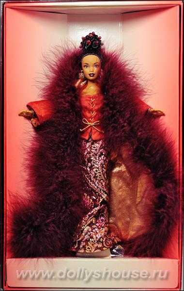 barbie cinnabar sensation