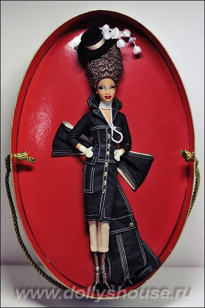 barbie pepper chapeaux collection byron lars
